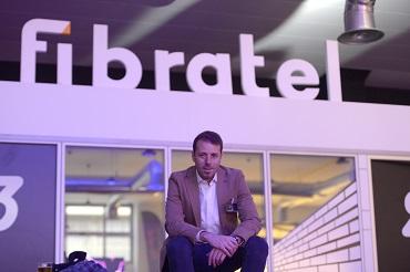 Sergio Espinosa, director general de Fibratel