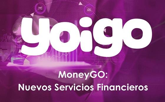 MásMóvil empieza a vender servicios financieros bajo la marca MoneyGO.