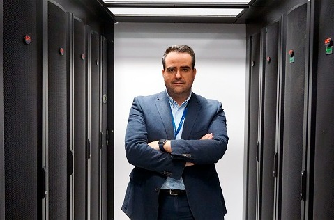 Raúl Aledo, consejero delegado de Aire Networks.