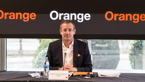 Jean François Fallacher, CEO de Orange España.
