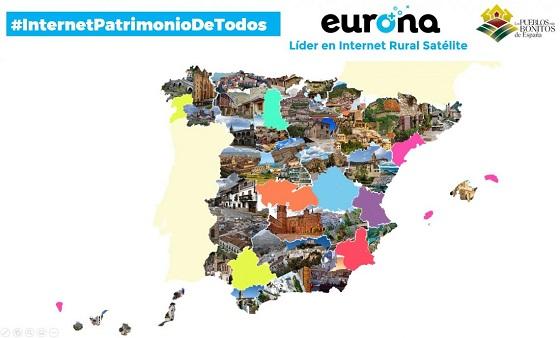 """""""Internet patrimonio de todos"""", nuevo cconcurso de Eurona."""