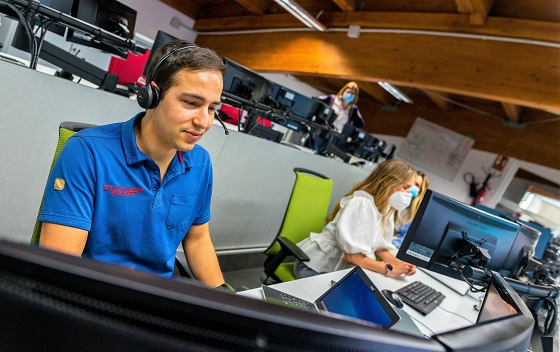 Santander Teleport dará soporte global a Kymeta.