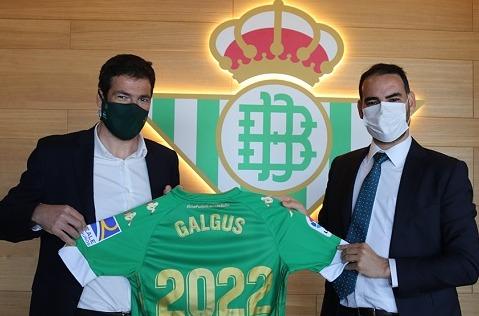 El Real Betis Balompié conecta por Wi-Fi sus recintos con Galgus.