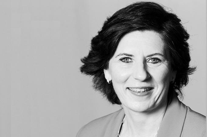 Helena Herrero, Presidenta de HP.