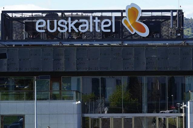 Euskaltel presenta resultados 2020.