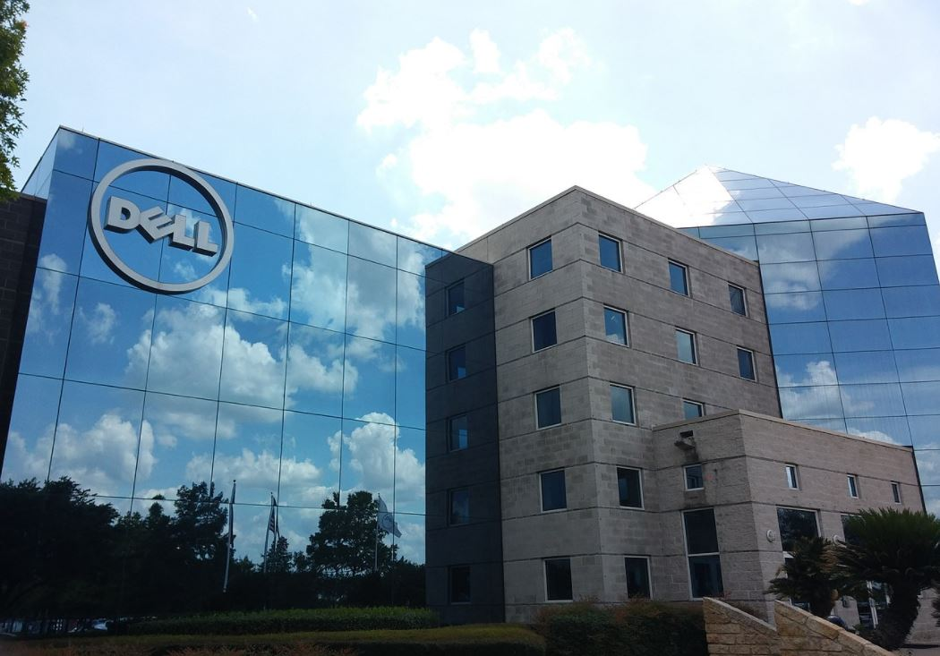 Oficinas centrales de Dell.