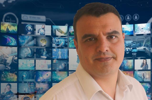 Alex Rincón, business manager de la división UCC en Ingram Micro