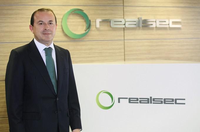 Jesús Rodríguez Cabrero, CEO de Realsec.