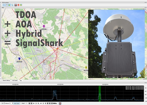 Nueva Outdoor Unit de SignalShark.