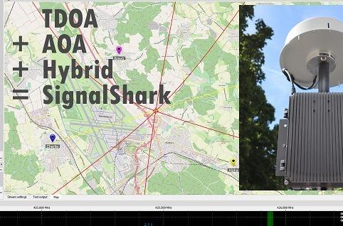 Nueva Outdoor Unit de SignalShark.