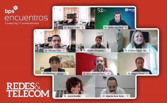Encuentro realizado por Redes&Telecom junto a Cisco e Ikusi sobre la digitalización de la Industria.