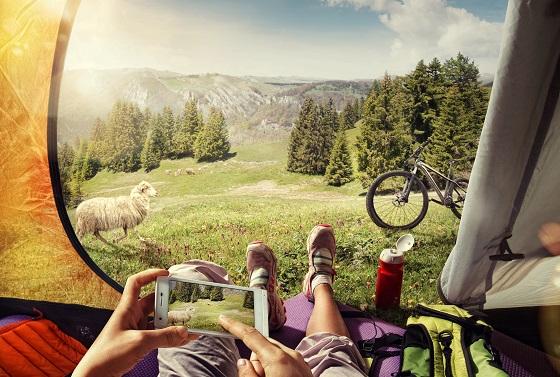 Wi-Fi, un básico para los campings.