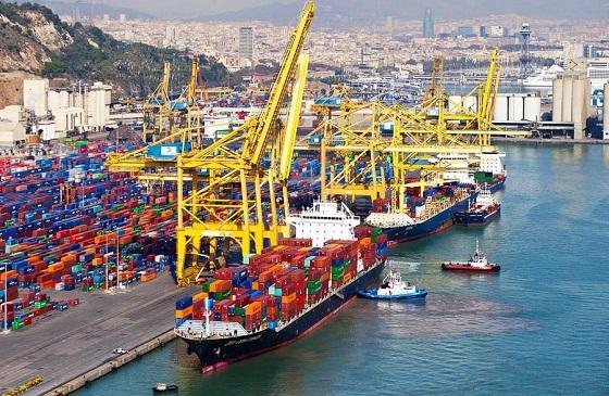 Puertos conectados y seguros con 5G. Barcelona APM Terminals.