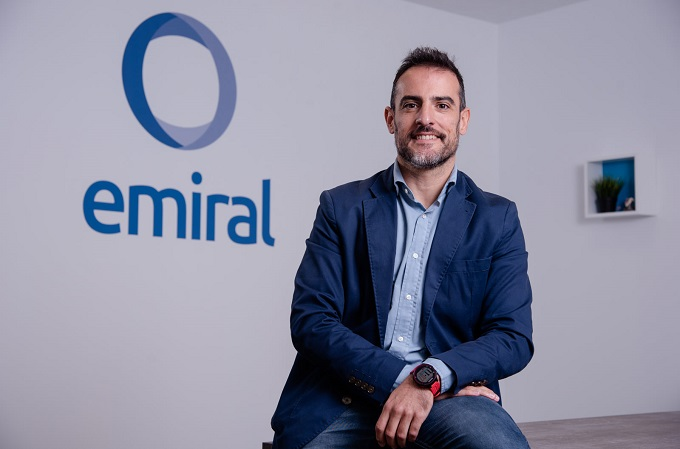 Emiliano Caballero, CEO de Emiral.