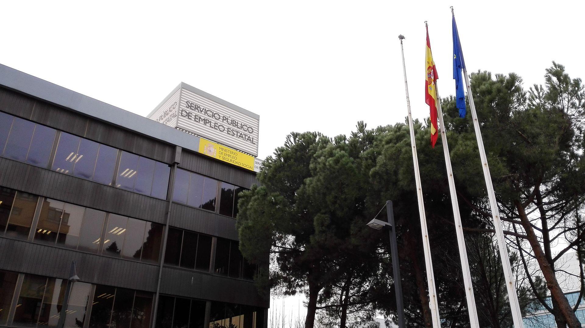 Oficinas centrales de SEPE.
