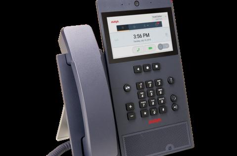 Avaya Vantage K155 rediseñado y con Amazon Alexa integrado.