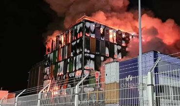 OVH incendio