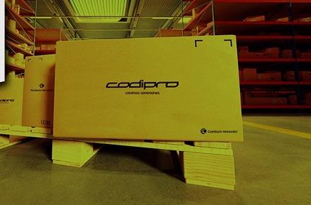 Cambium Networks comercializa sus redes de 60 y 28 Ghz con Codipro.