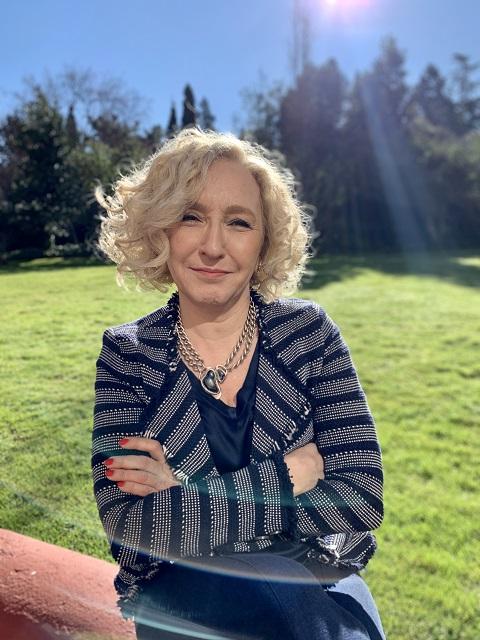 María Jesús Gras, Head of Enterprise Iberia at Logitech.