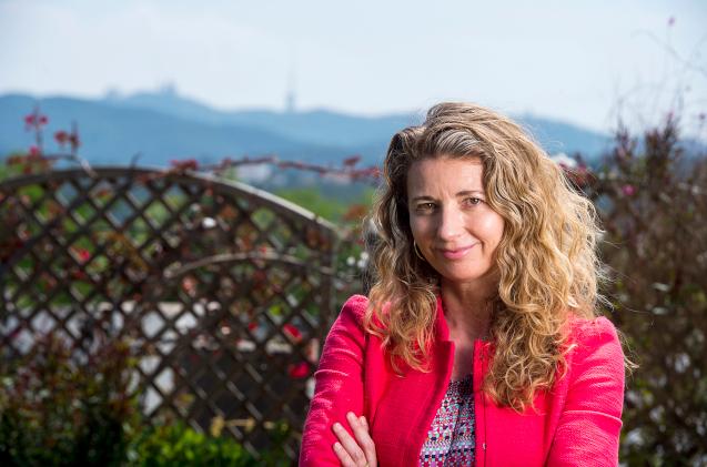 María Zaragoza, de Epson.