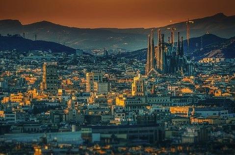 5G convierte a Barcelona en una smart city.