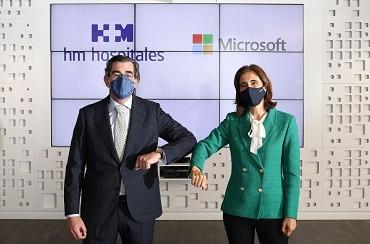 HM Hospitales y Microsoft