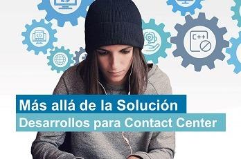 Weber Solutions permite el desarrollo de proyectos personalizados de contact center.
