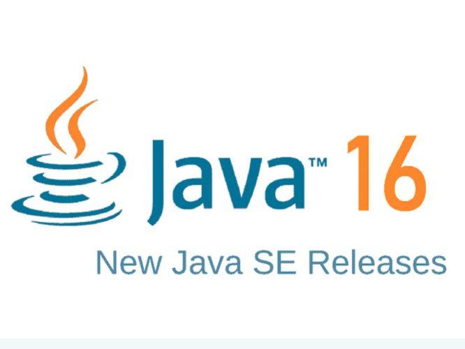 logo Java 16
