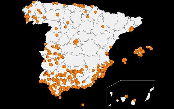 Orange cubre 295 ciudades españolas con 5G