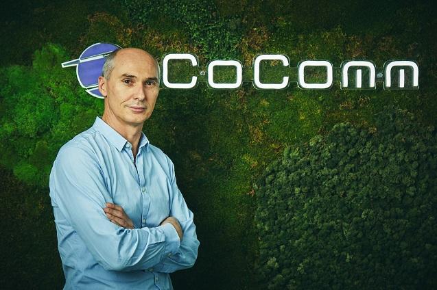 José Manuel Ruiz, CIO de CoComm.