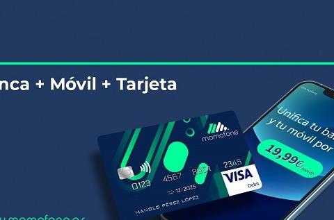 momofone, nuevo telcobank español.