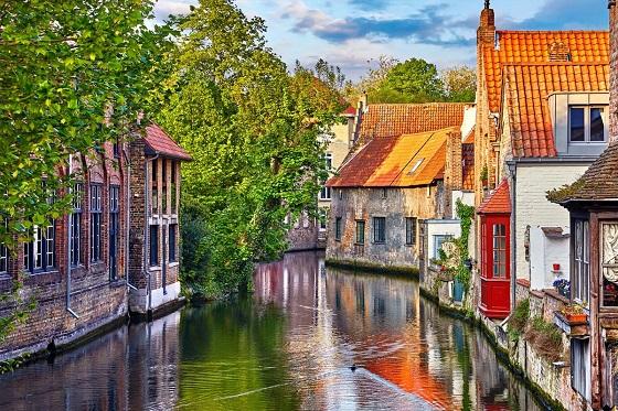 Imagen de Brujas. 5G llega a Bélgica de la mano de Telenet y Ericsson
