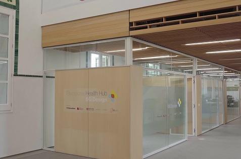 Barcelona Health Hub 5G Design, nuevo laboratorio 5G para salud.