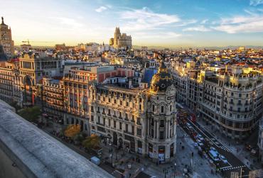 Madrid, cada vez más cerca de ser el hub digital para el Sur de Europa