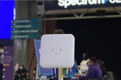 Novant Health administra 2.000 vacunas en un día con Wi-Fi de Extreme Networks.