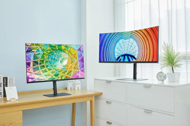 monitores alta resolución Samsung S8