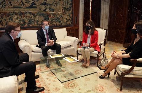 Orange invierte 3.000 millones de euros para digitalizar la Comunidad Valenciana.