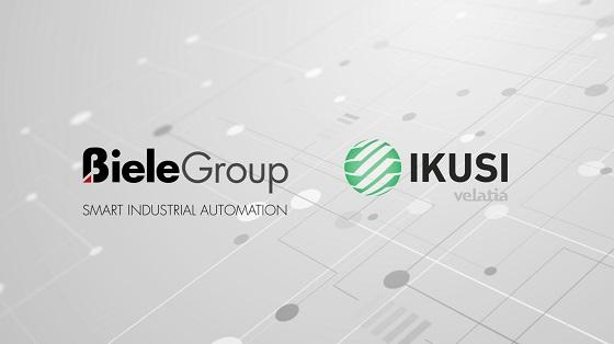 Desarrollo conjunto con Ikusi y Biele Group para digitalizar pymes industriales.