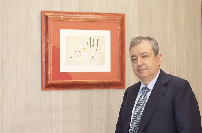 Carlos Muñoz, Director General Inetum en Iberia & Latam y Corporate VP.