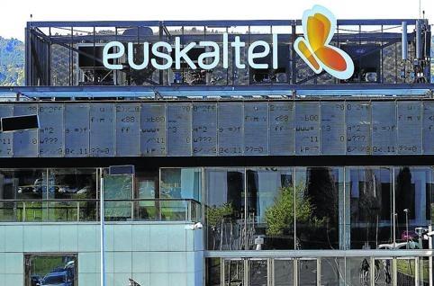 Euskaltel cierra el primer semestre con 5 millones de pérdidas.
