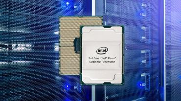 Intel lanza su nueva y tercera generación de alto rendimiento para centros de datos