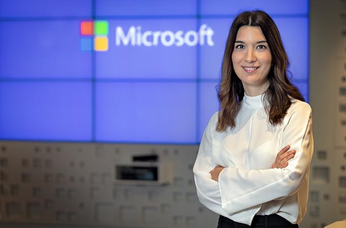 Rebeca Marciel, Directora de Grandes Empresas de Microsoft Ibérica