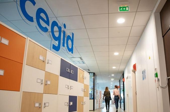 Oficinas centrales de Cegid.