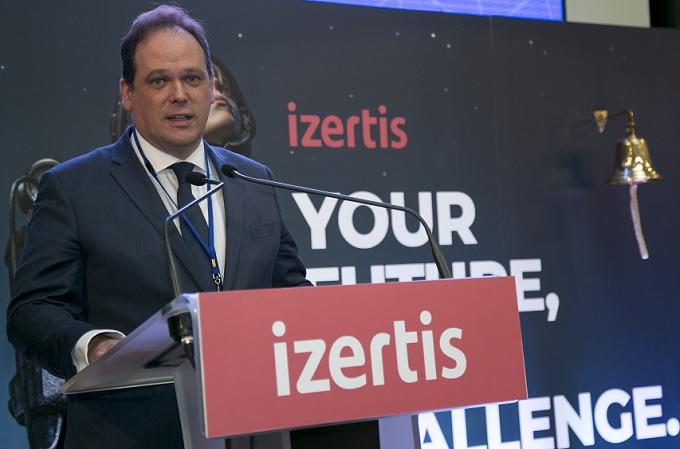 Pablo Martín, Presidente de Izertis