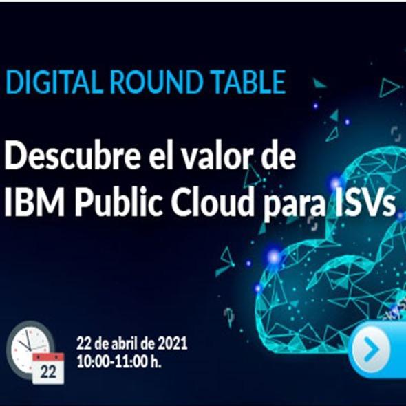 WEBINAR: ¿Todavía no sabes todo lo que IBM Public Cloud puede hacer por tu negocio?