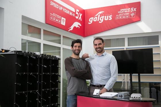José Antonio Delgado, CTO, y José González, CEO, de Galgus.