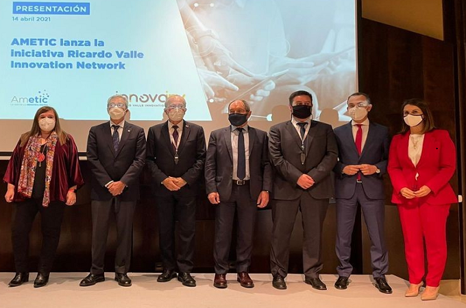 Presentación de la iniciativa Ricardo Valle Innovation Network (RVIN) en Málaga.