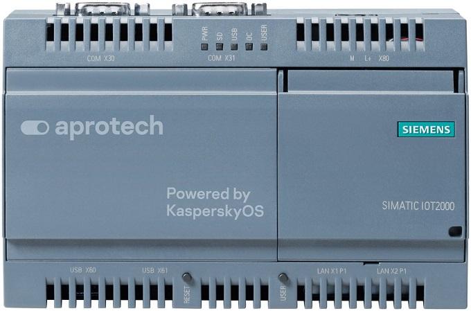 Aprotech Kaspersky IoT Secure Gateway 100.