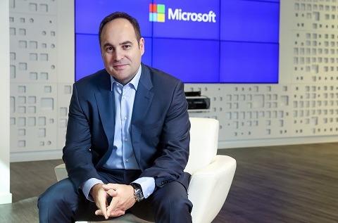 Pablo Benito, director región cloud Microsoft