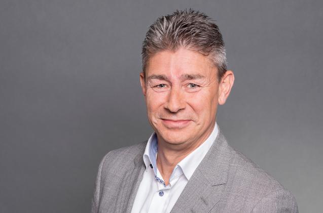Lars Schmermbeck, directivo de Zebra.